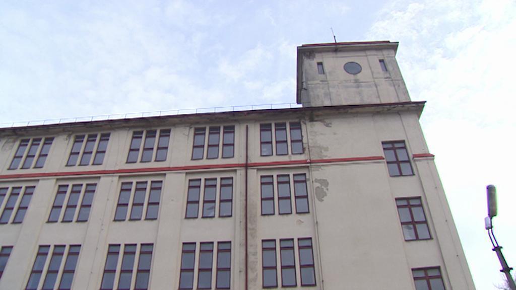 Bývalá továrna Getewent v Rychnově u Jablonce n. Nisou