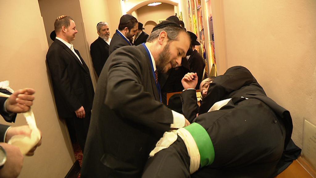 Rabíni se v Praze učí sebeobranu a první pomoc