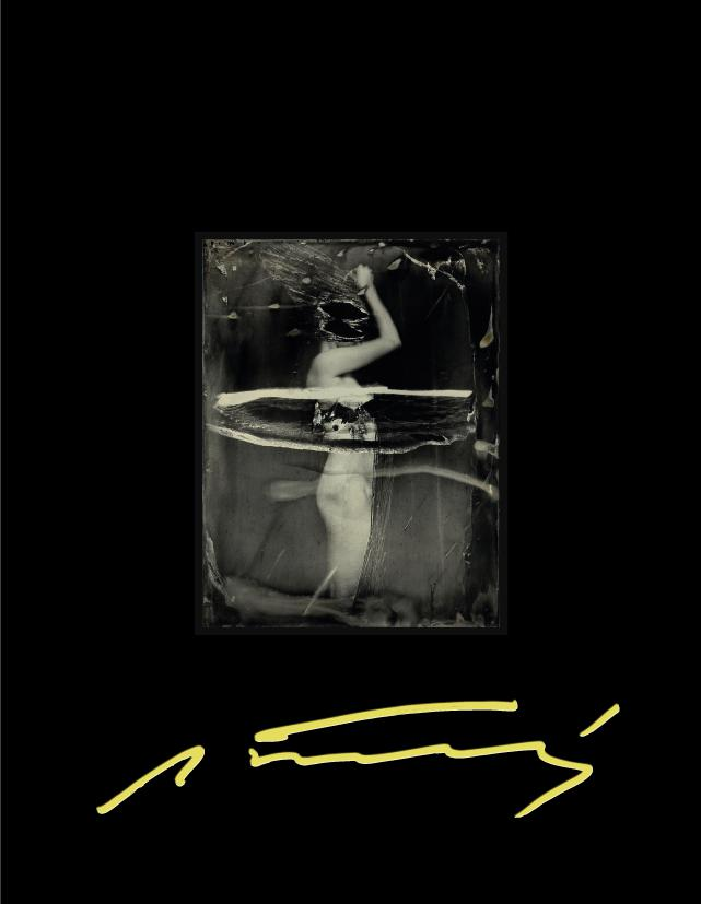 Obálka katalogu k výstavě Vladimír Židlický / Retrospektiva 1970-2015