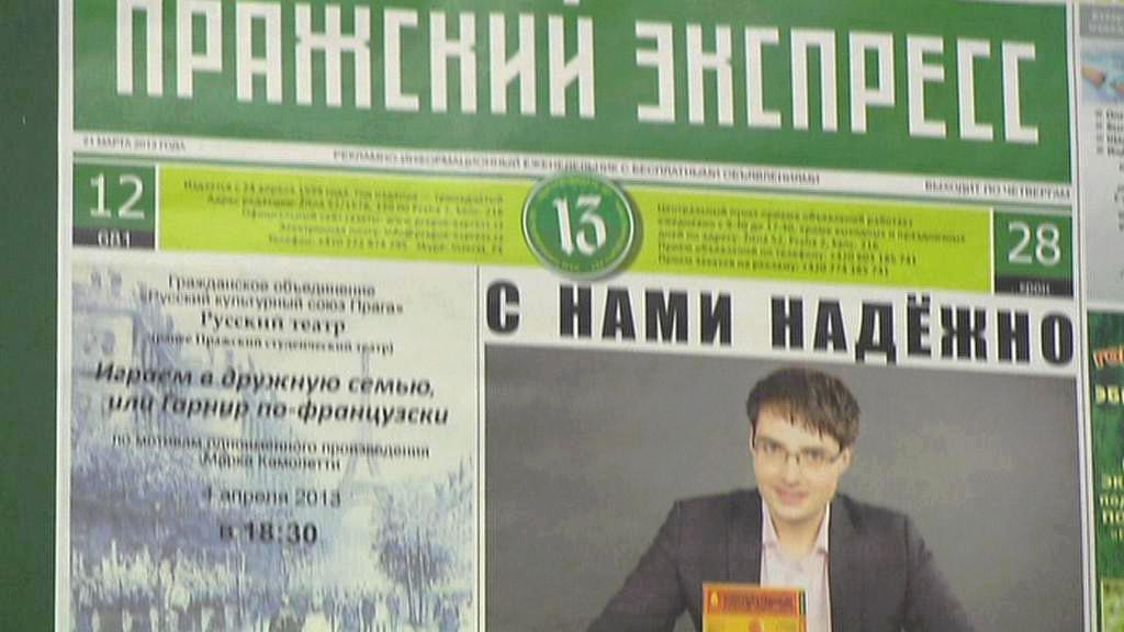 Proruská propaganda v Česku