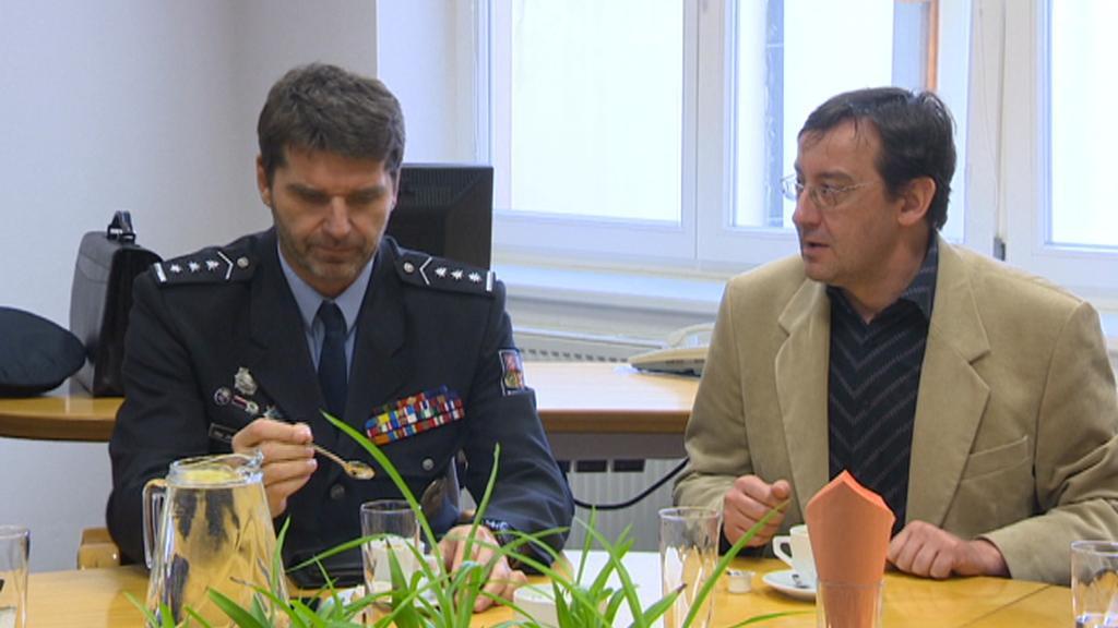 Jednání starostů a policie o muničním skladu