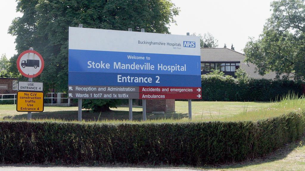 Nemocnice Stoke Mandeville
