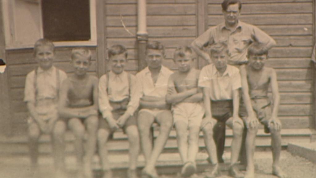 Václav Mejstřík a jeho žáci
