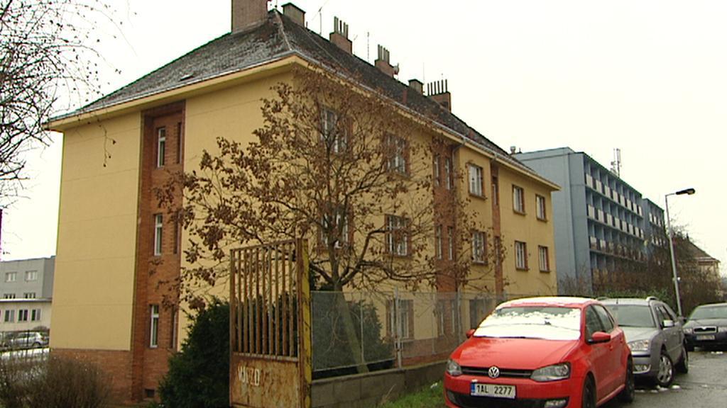 Dům, kde vyrostl Zdeněk Svěrák