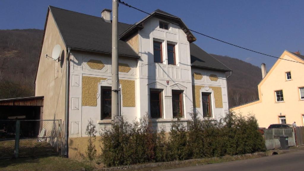 Dvě společnosti skupují domy v Horním Jiřetíně a Černicích