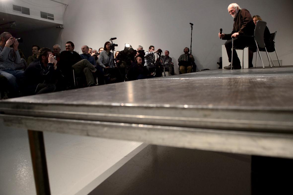 Josef Koudelka v DOXu