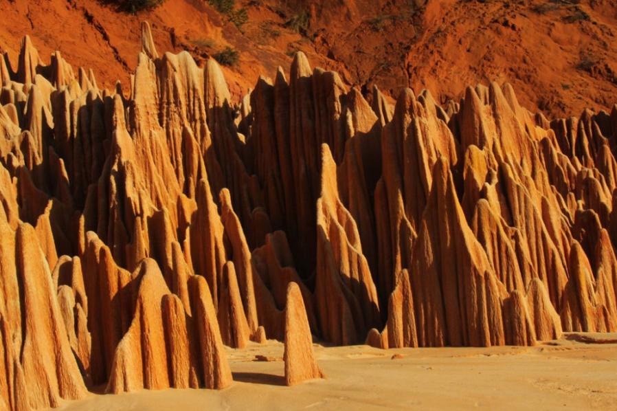 Přírodní krásy Madagaskaru