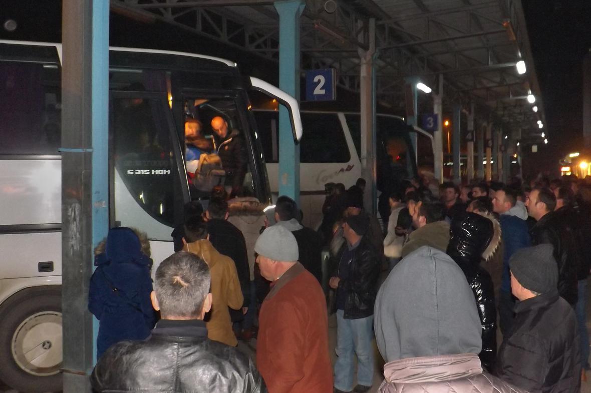 Exodus z Kosova