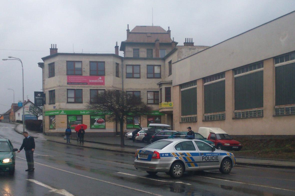 V Uherském Brodě se střílelo