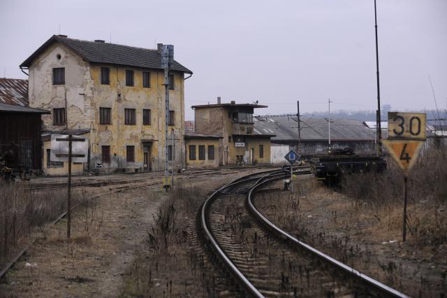 Nádraží Praha-Bubny