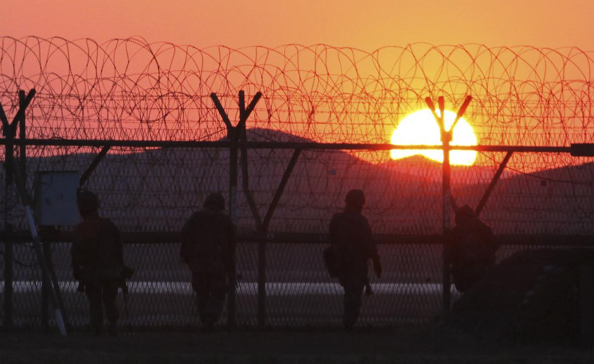 Americko-korejské vojenské manévry