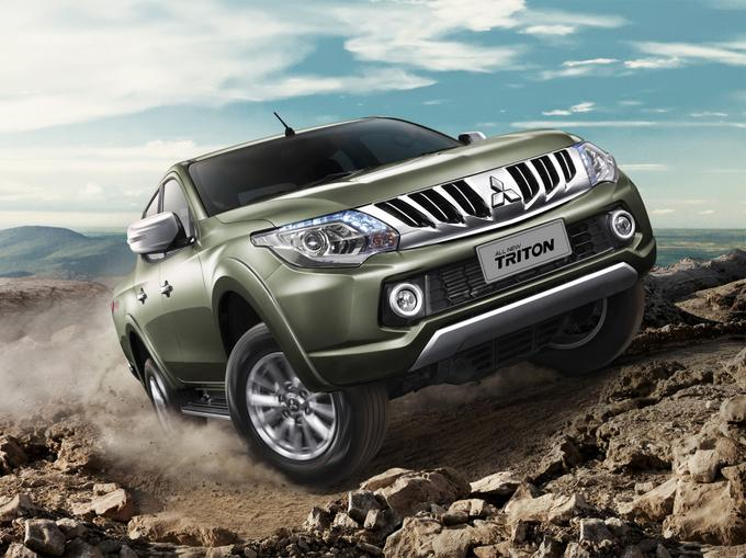 ALL-NEW L200 Pick Up