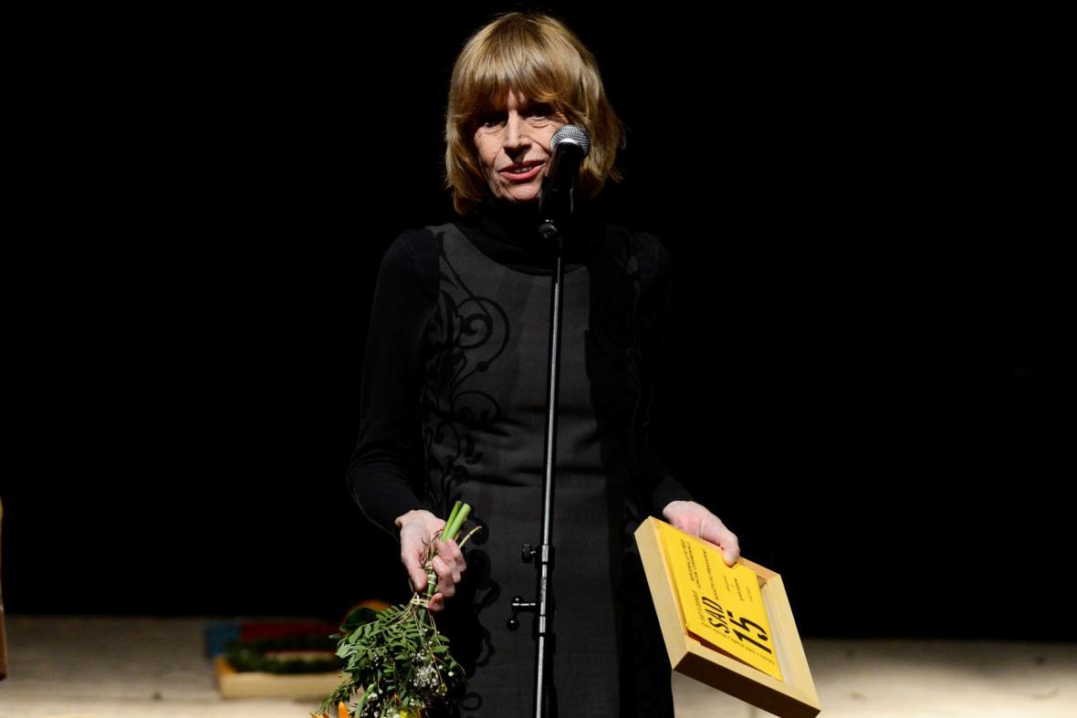 Ceny divadelní kritiky za rok 2014