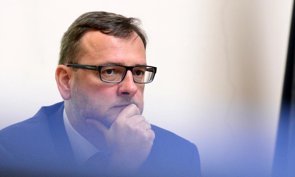 Bývalý premiér Petr Nečas