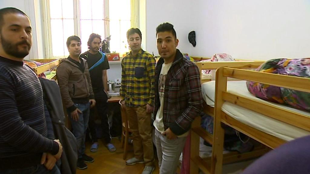 Uprchlíci u faráře Martense
