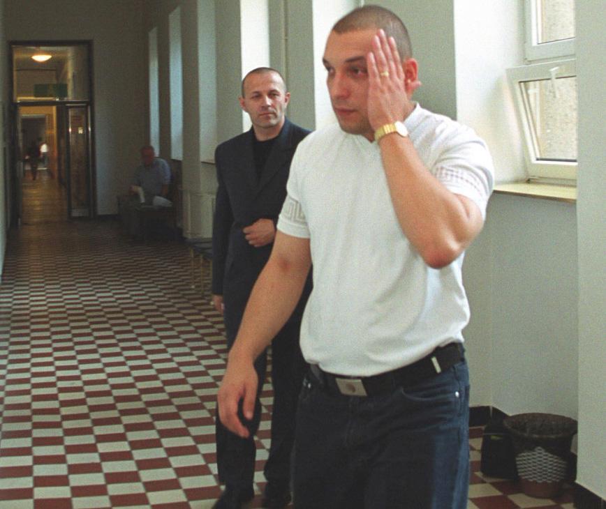Marjan Markovič a Milivoj Rosandič
