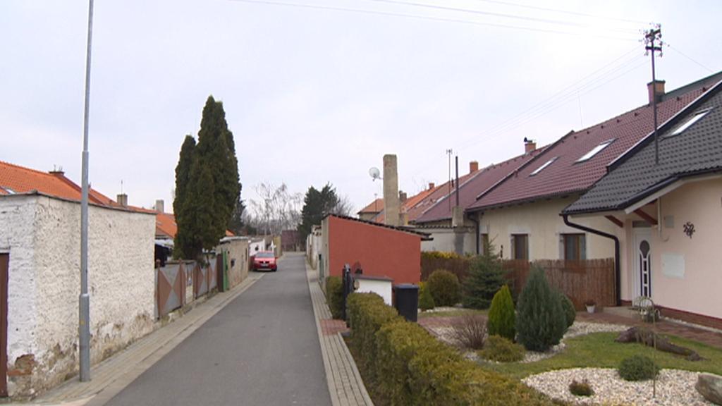 V těchto domcích bylo infekční oddělení pro nemocné TBC