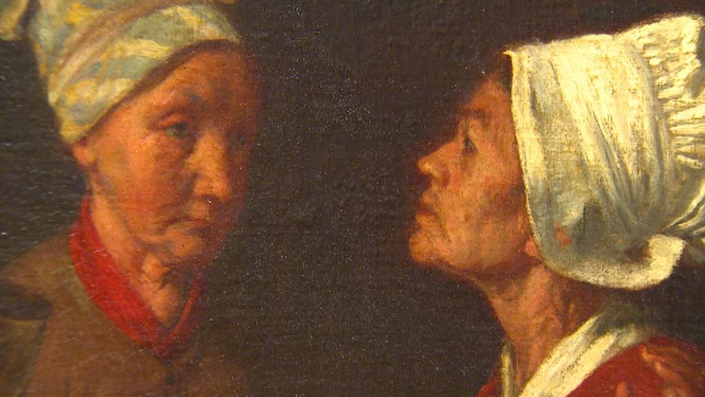 Detail obrazu Modlitba za oběšence