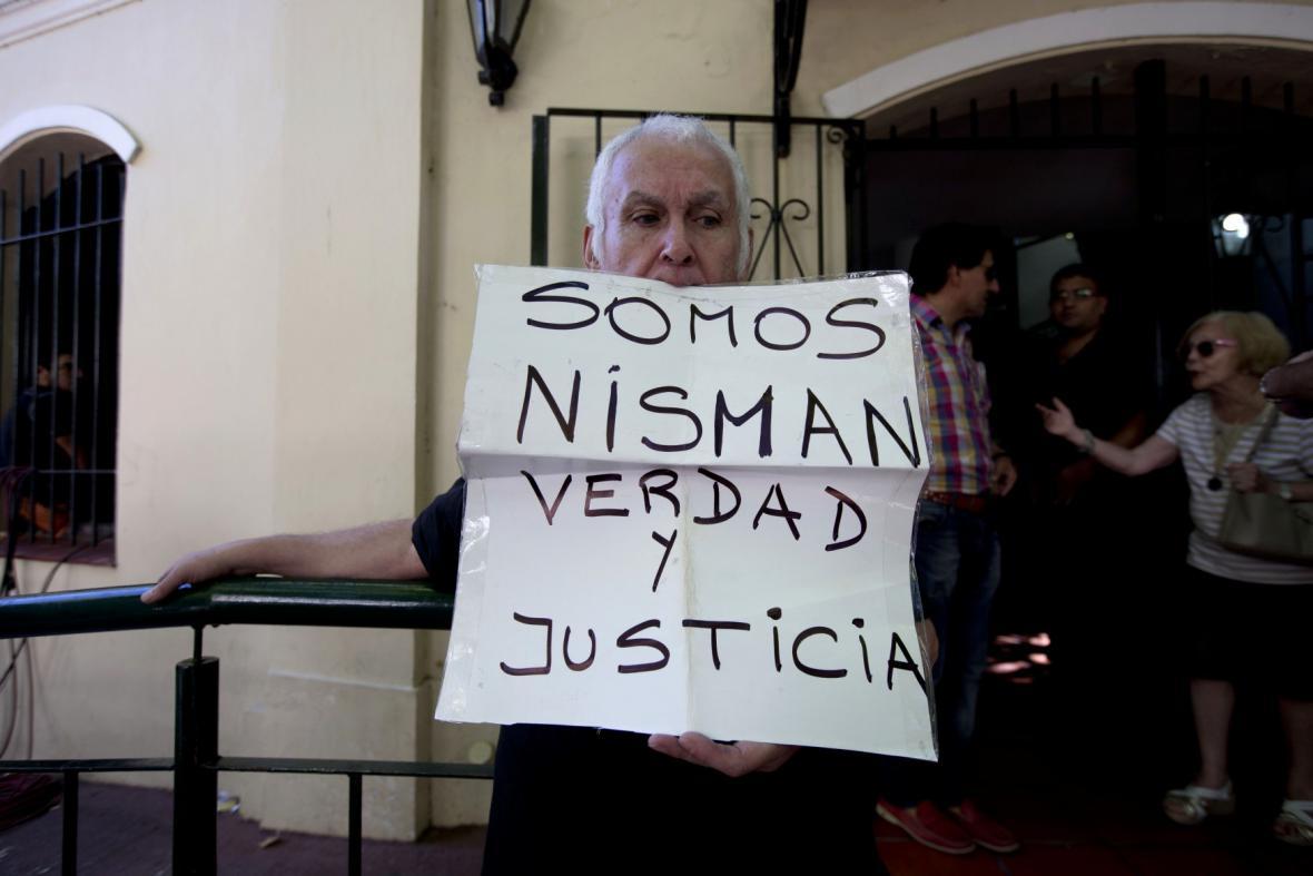 Kauza Nisman