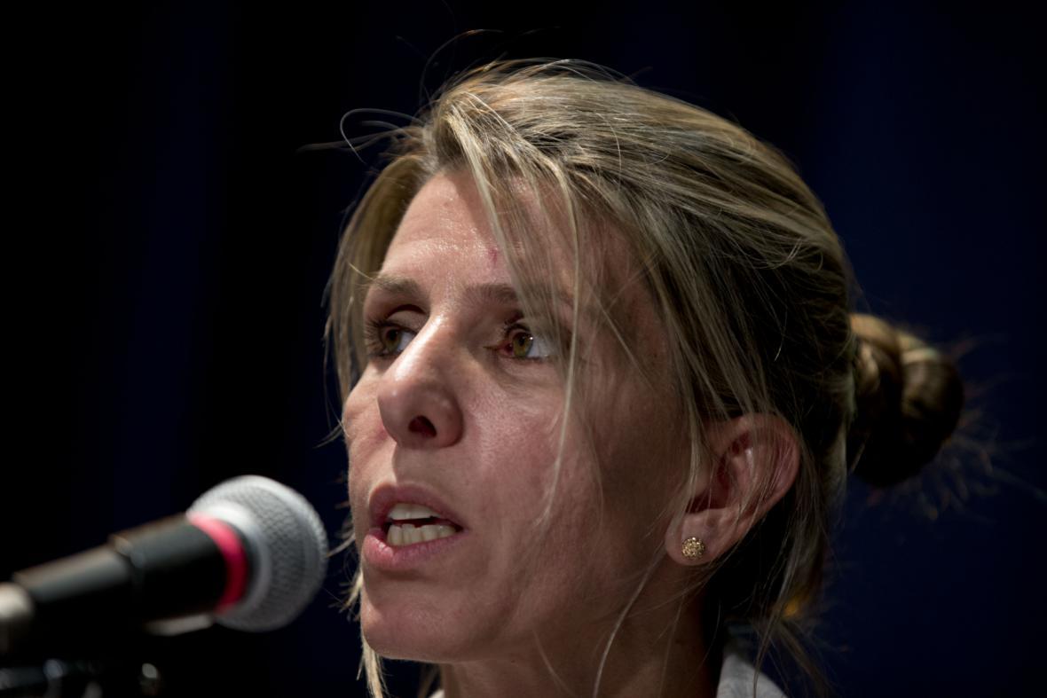 Nismanova bývalá žena