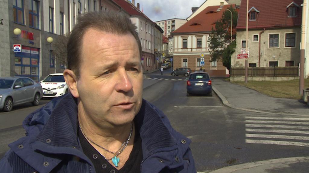 Karel Šiktanc, kritik českolipské městské policie