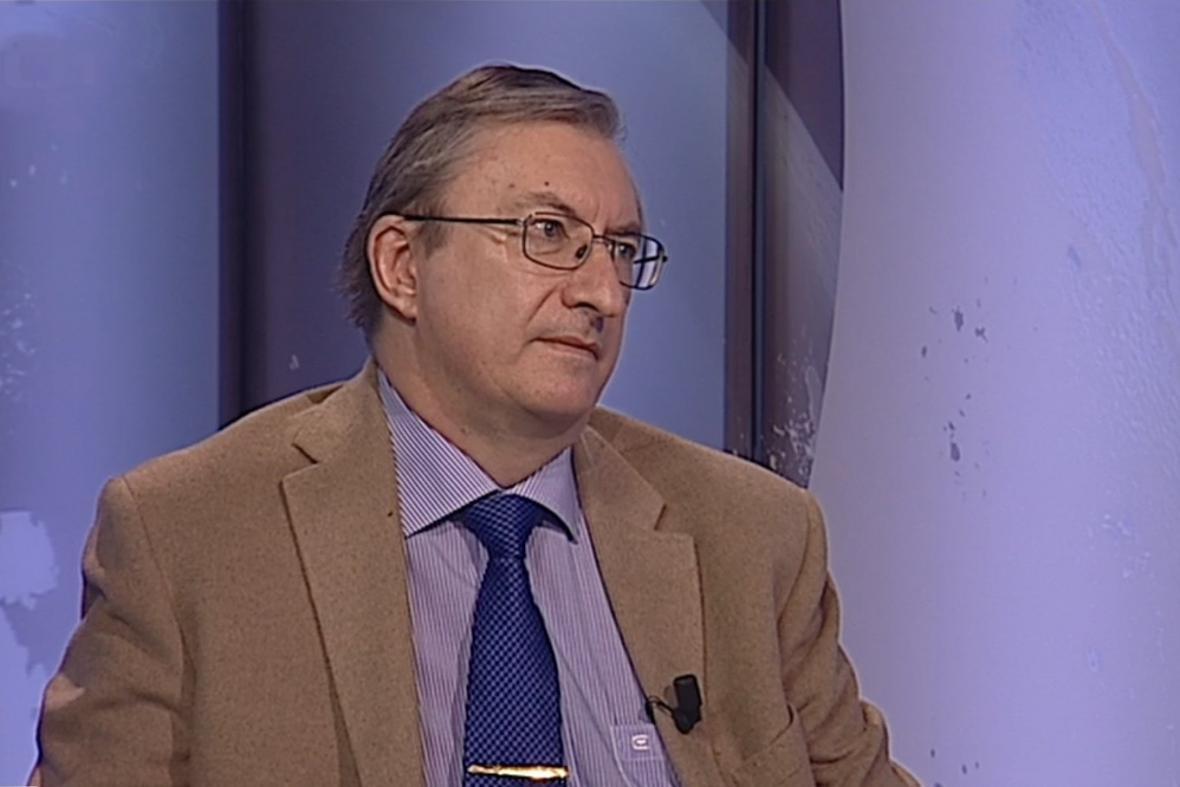 Prof. Jiří Jelínek, vedoucí Katedry trestního práva PF UK