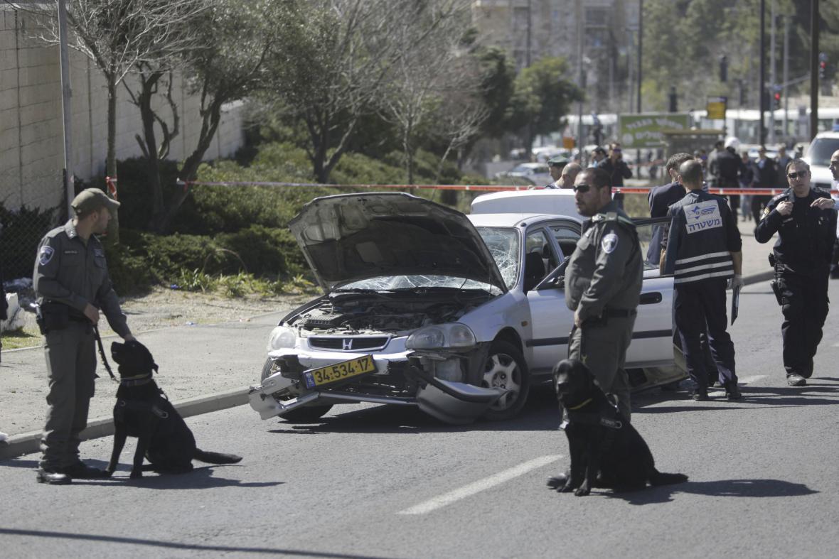 Útok v Jeruzalémě