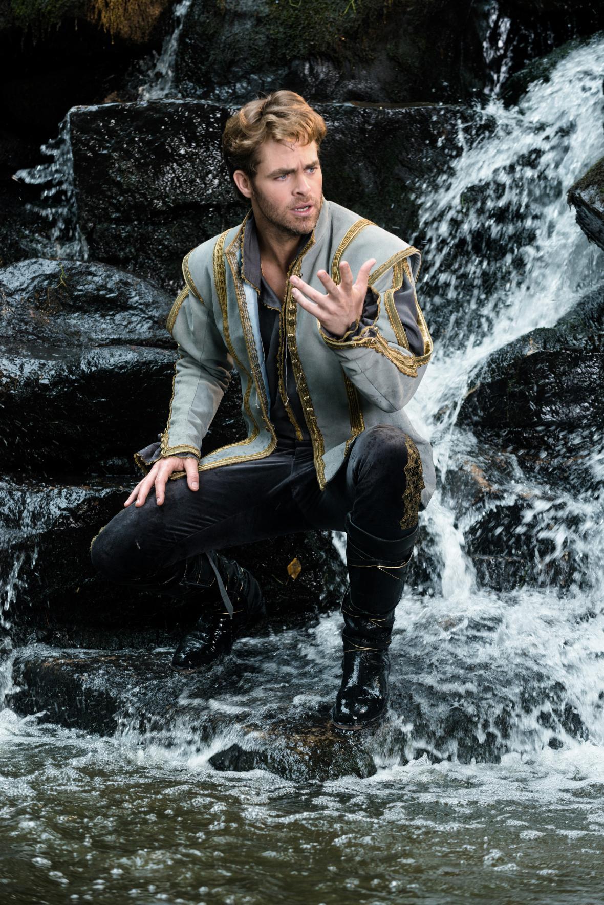 Čarovný les (Chris Pine)