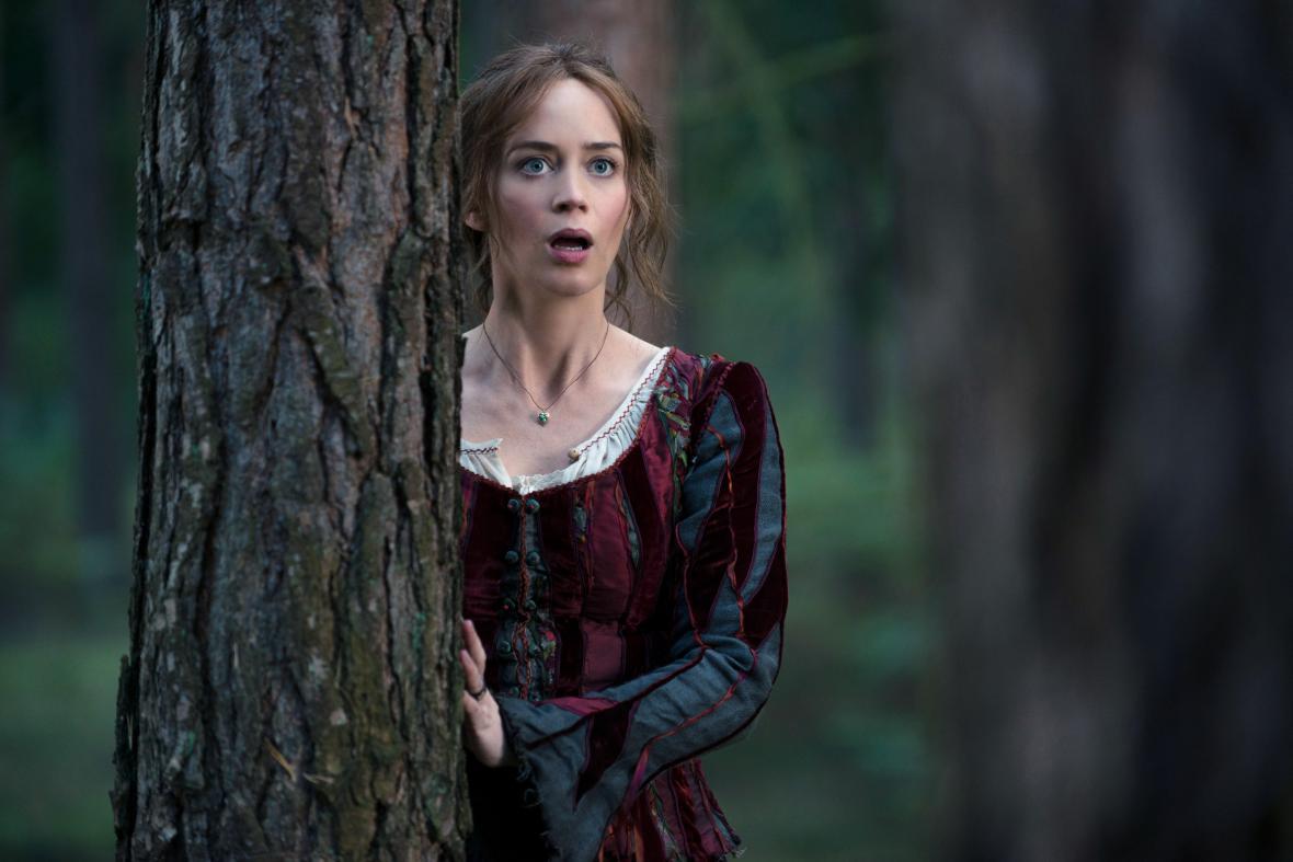 Čarovný les / Pekařova žena