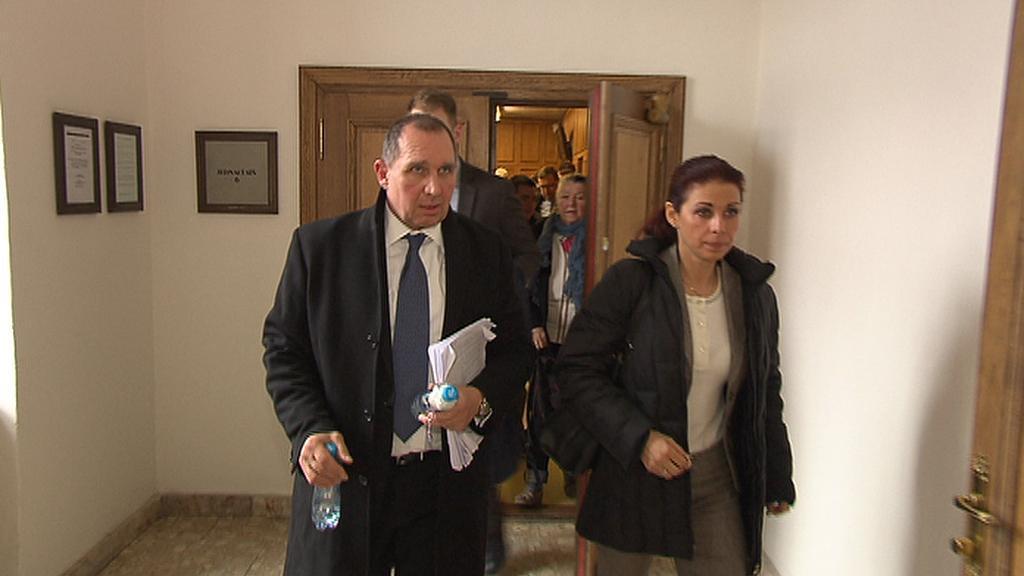Petr a Kateřina Kottovi