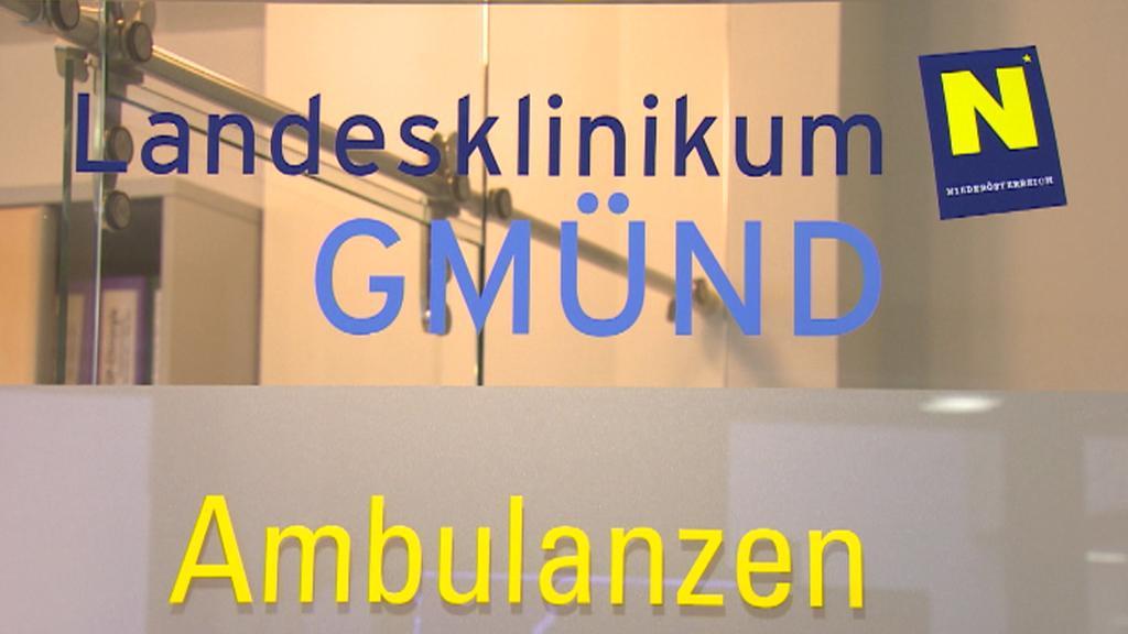 Ambulance v Gmündu