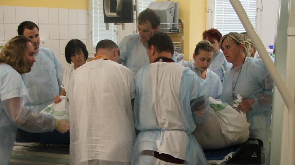 Příprava obézního pacienta na operaci