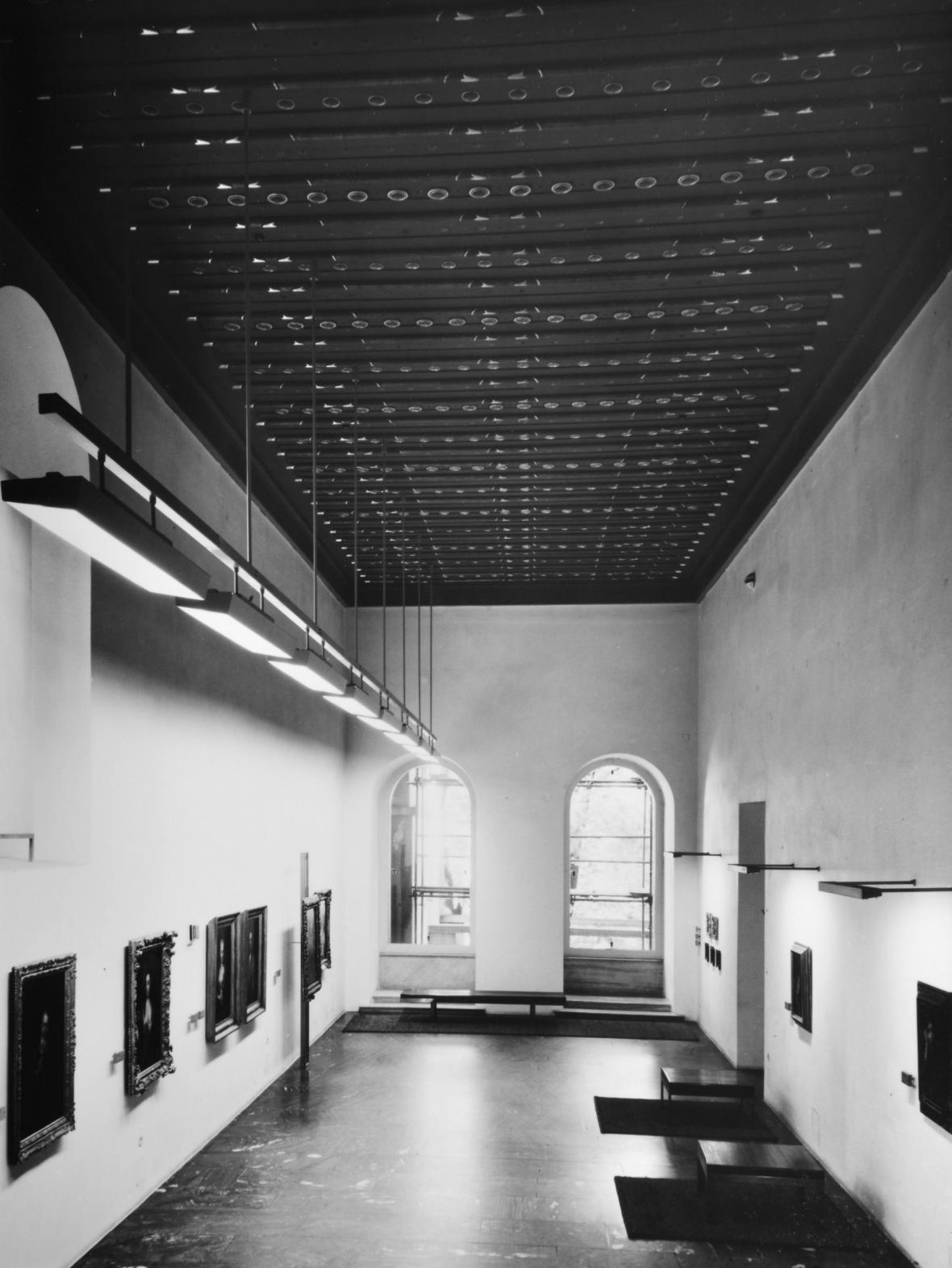 Expozice starého českého umění v klášteře sv. Jiří na Hradě