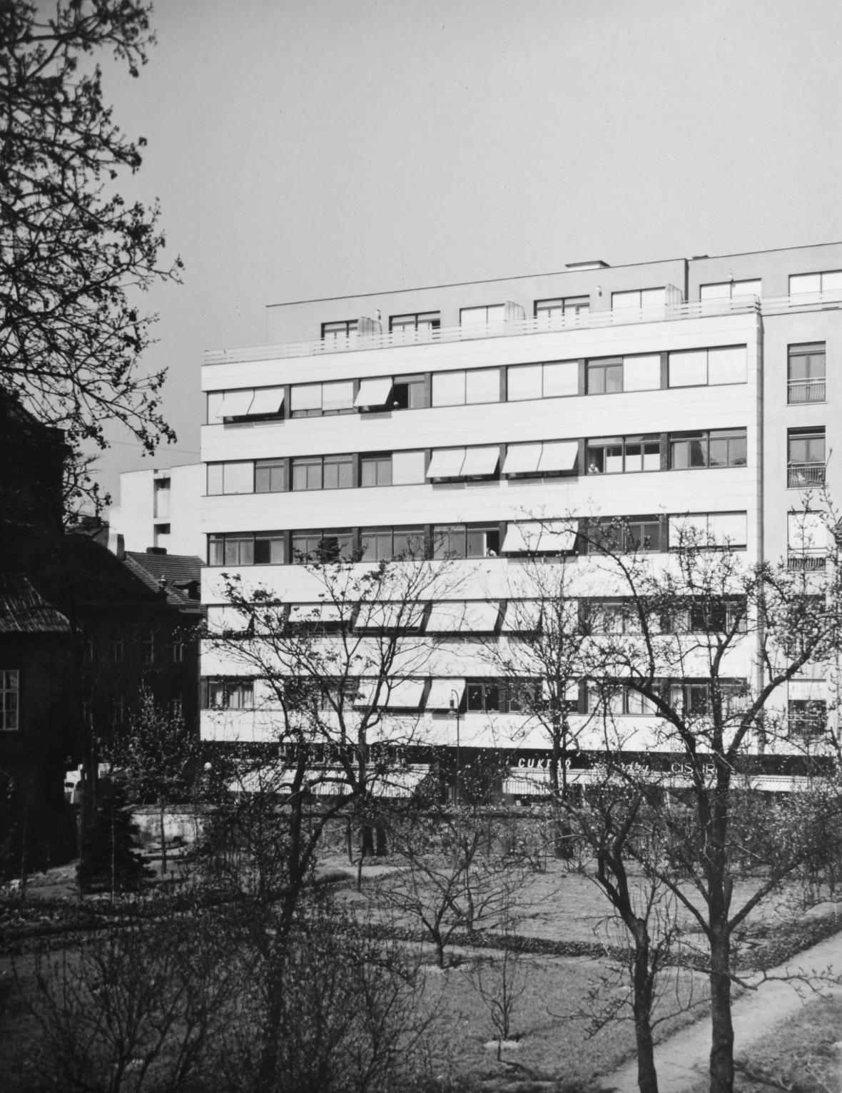 Obytný dům v Žitné ulici v Praze