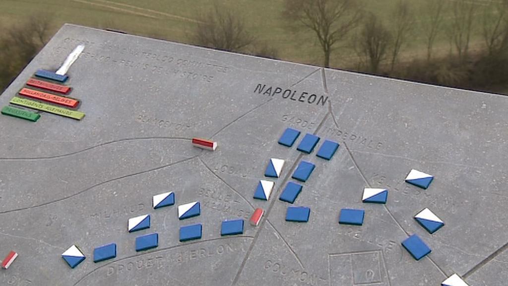 Památník bitvy u Waterloo