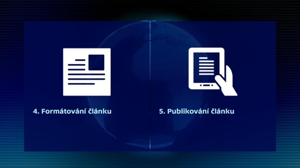 Jak pracuje automatický systém na vytváření článků?