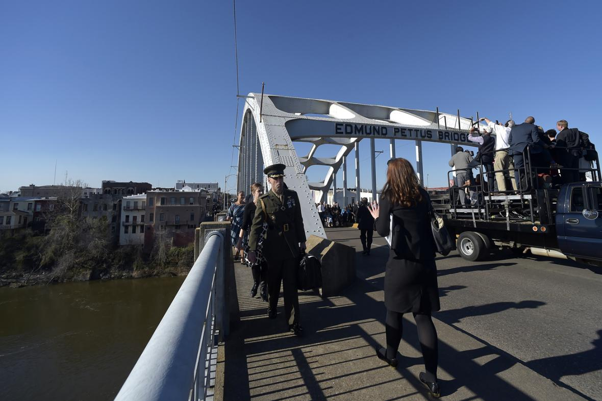 Most Edmunda Pettuse v Selmě