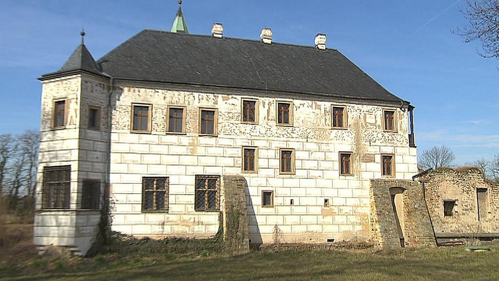 Zámek Přerov nad Labem