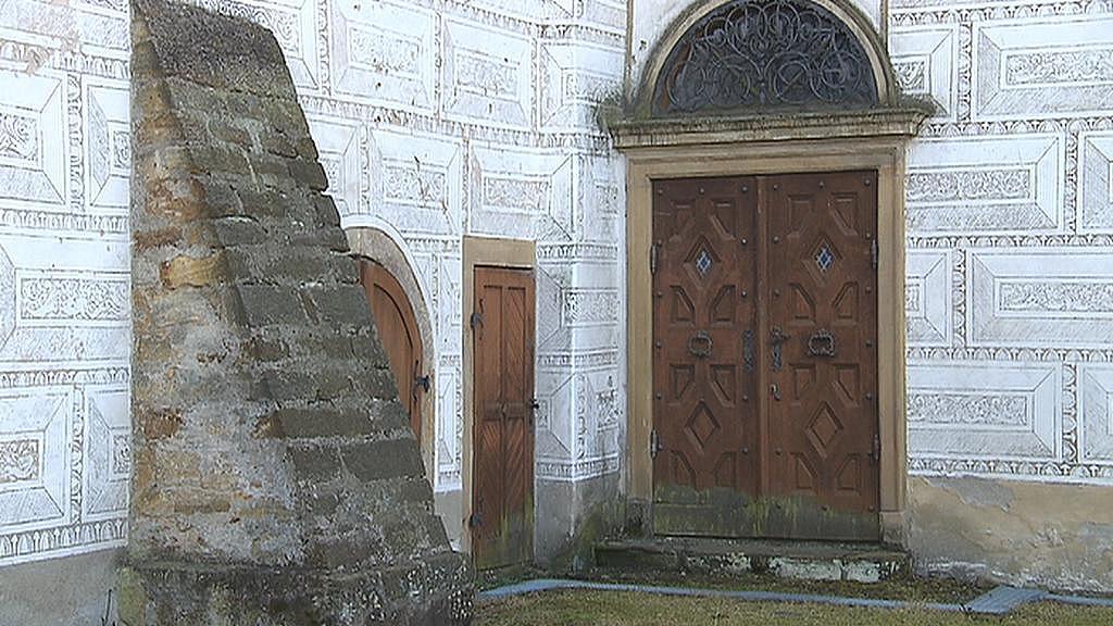 Ze zámku v Přerově nad Labem