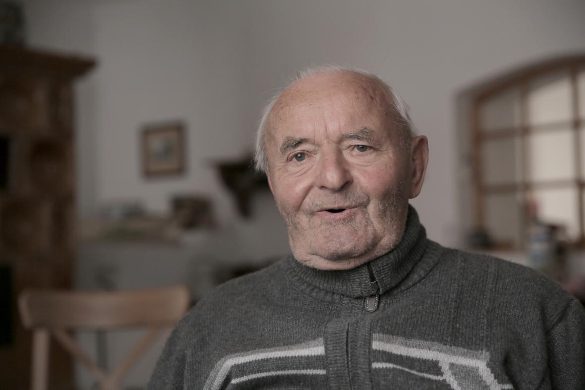 Miroslav Dědič v dokumentu Zatajené dopisy