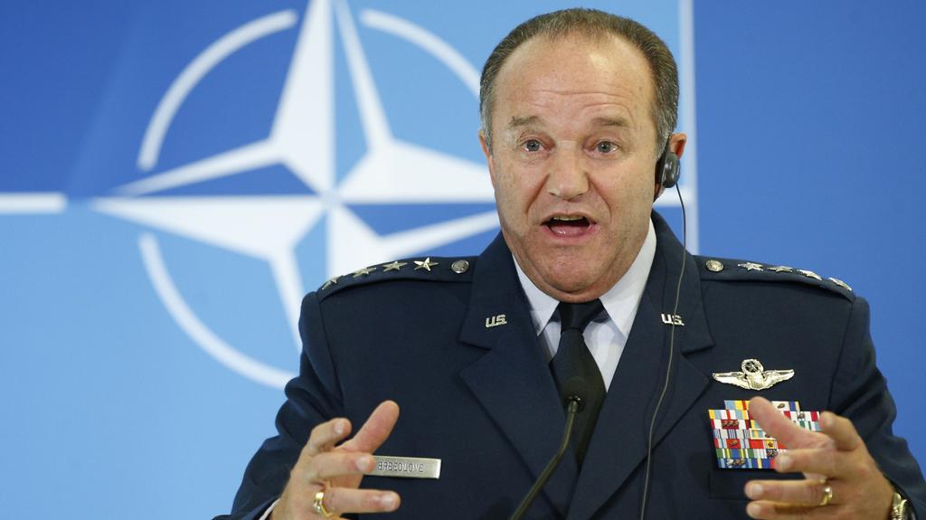 Šéf sil NATO v Evropě Philip Breedlove