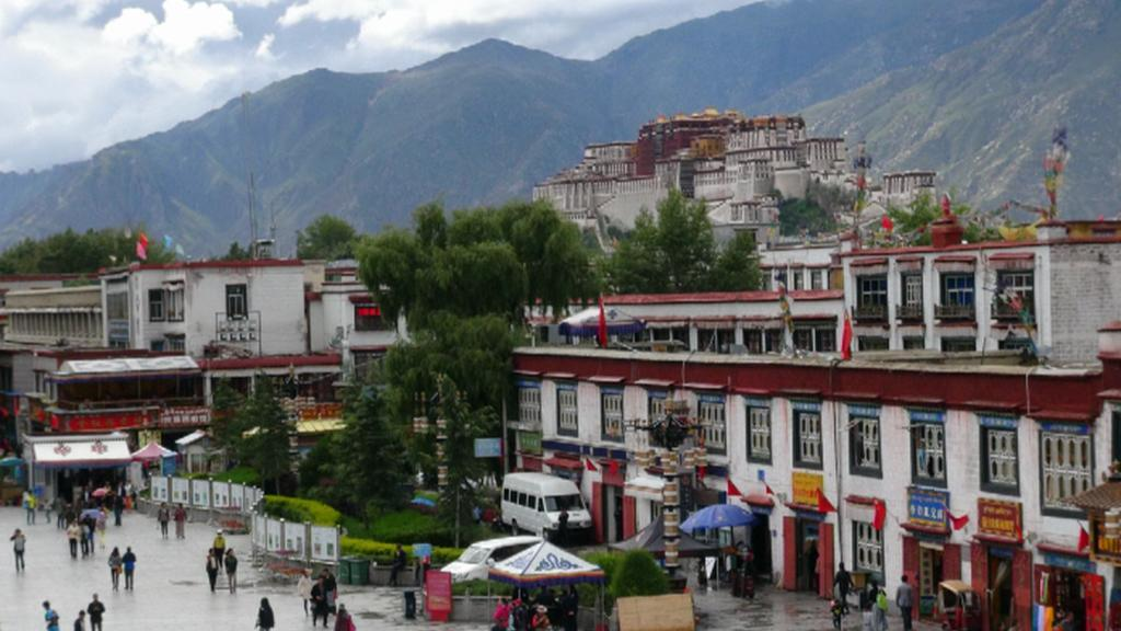 Hlavní město Tibetské autonomní oblasti - Lhasa