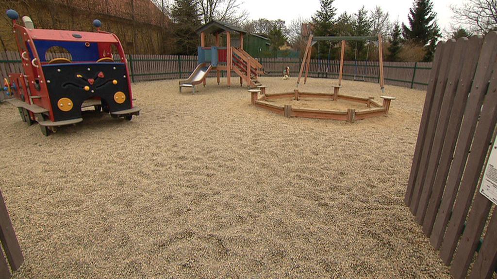 Součástí požadovaných pozemků je i dětské hřiště