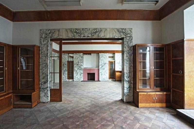 Loosovy interiéry - Klatovská 19