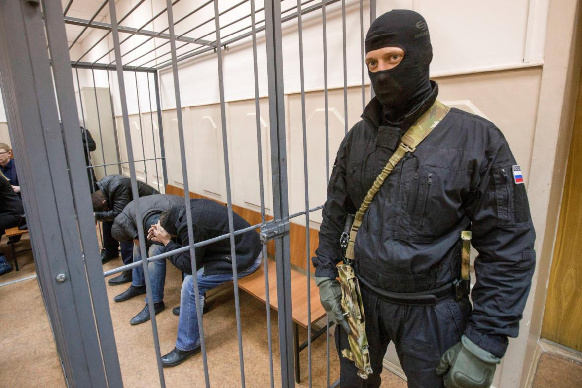 Zadržení v kauze Němcov