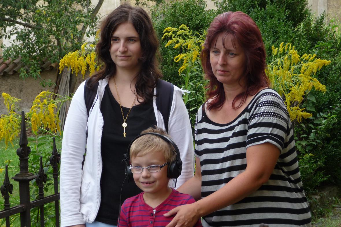 Samoživy / Blanka Lišková a její děti