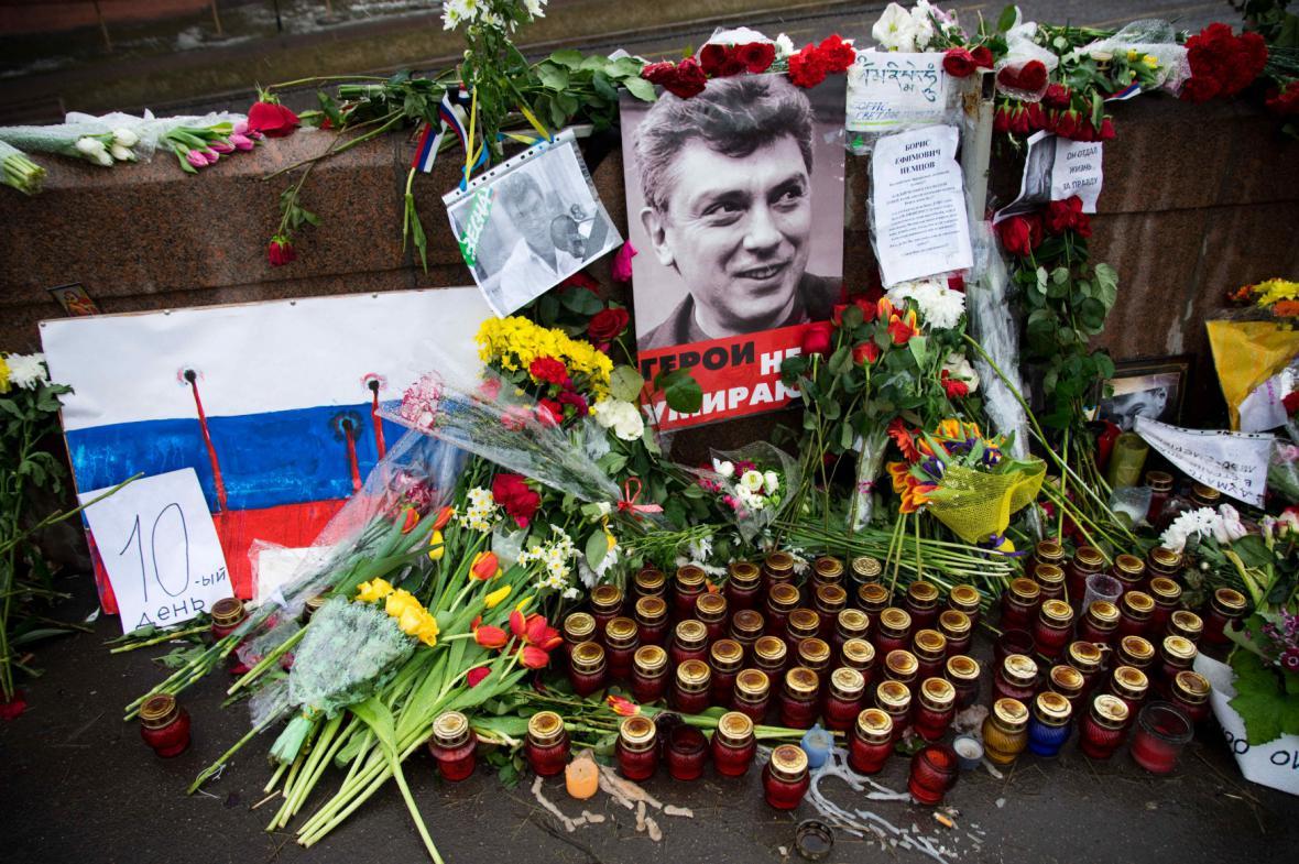 Němcovova vražda