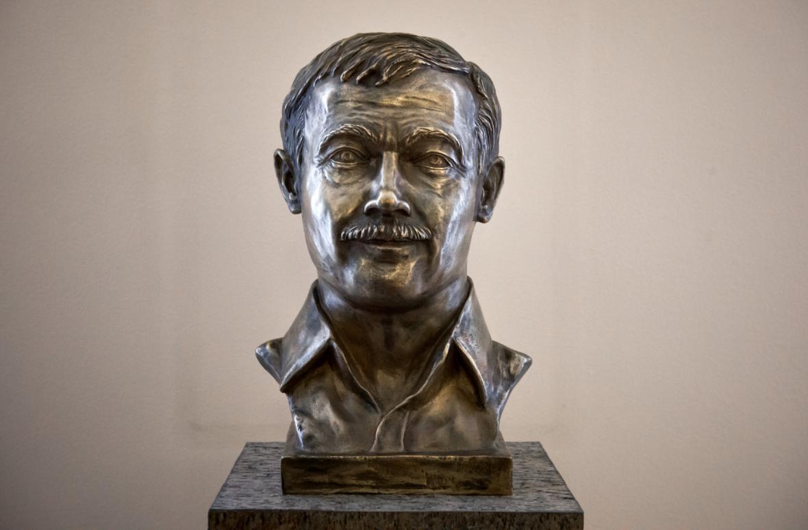 Busta Karla Kryla