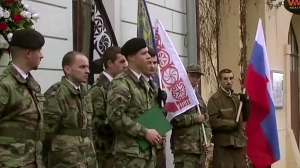 Polovojenská organizace Slovenští branci