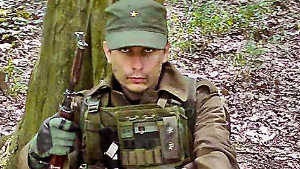 Martin Keprta bojuje na straně proruských separatistů